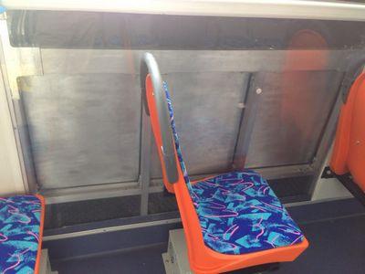东风铝合金客车用上镁合金座椅骨架